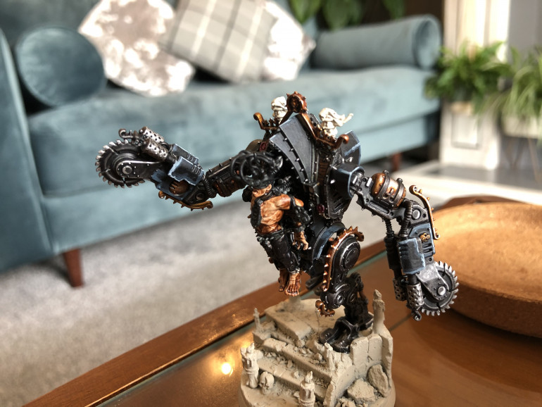 HOLY FLAMING SAWING GOODNESS ~ A PENITENT ENGINE PAINTING GUIDE ~ PART 2