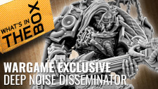 Unboxing: Deep Noise Disseminator | Wargame Exclusive
