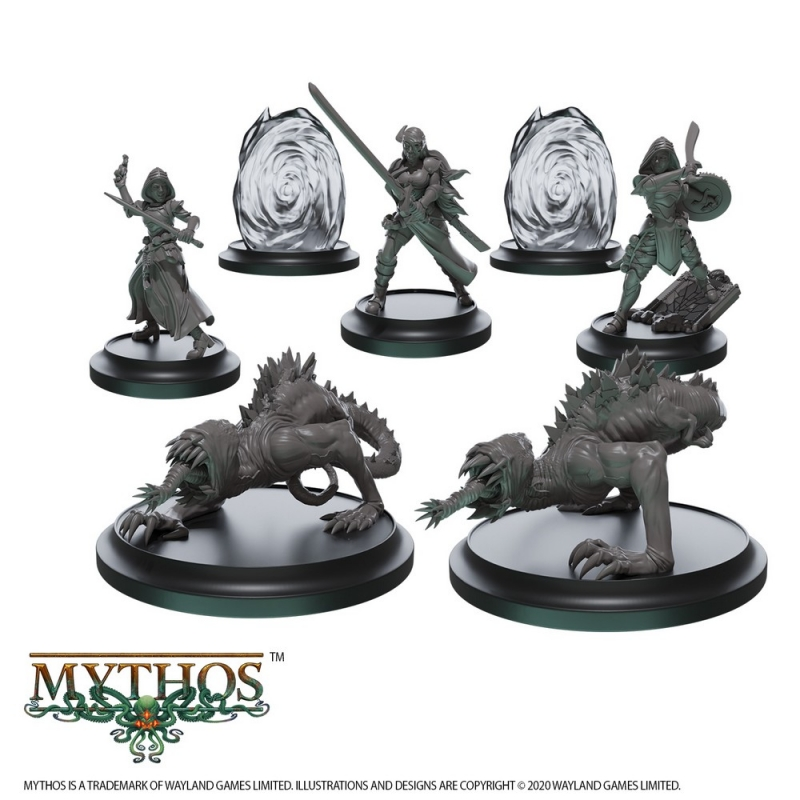 Silver Venators Faction Starter Set - Mythos.jpg