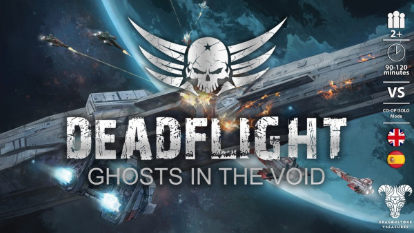 Learn About The Lore Of Deadflight: Ghosts In The Void