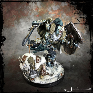 Sir Marcus - The Winter Knight - This was a toughie