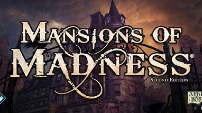 Mansion of madness 2nd edtion
