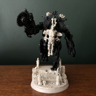 HOLY FLAMING SAWING GOODNESS ~ A PENITENT ENGINE PAINTING GUIDE ~ PART 1