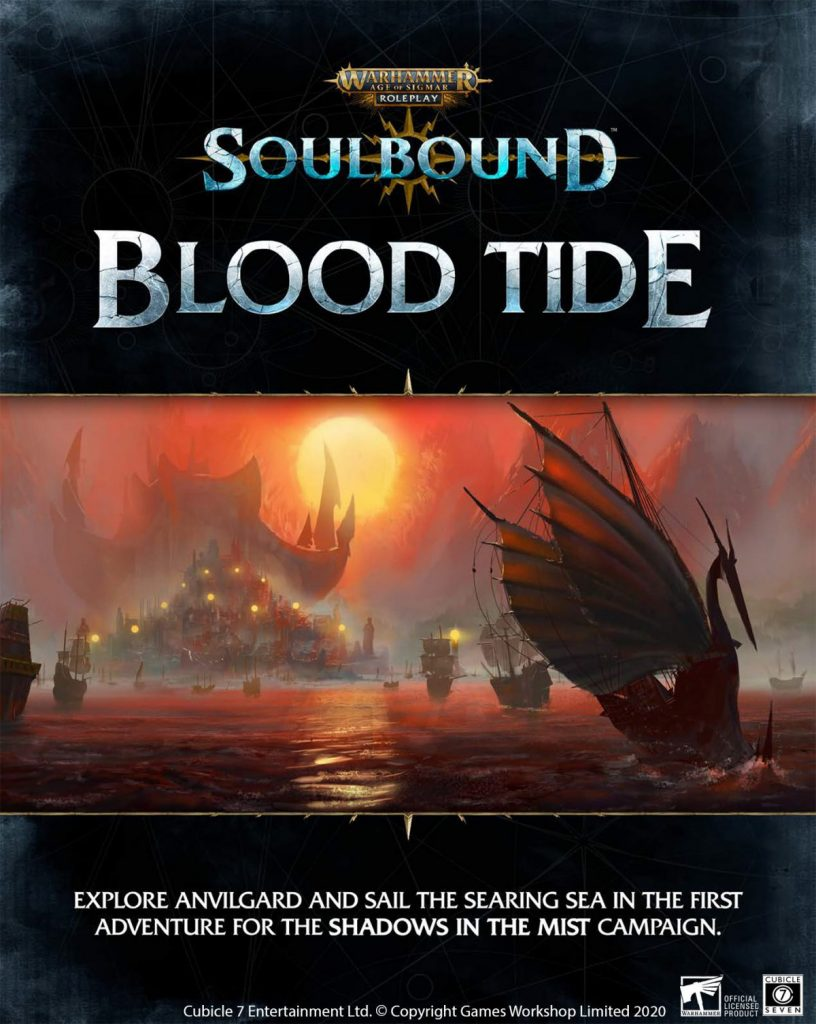 Blood Tide - Age Of Sigmar Soulbound