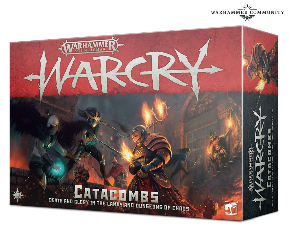 Catacombs - WarCry
