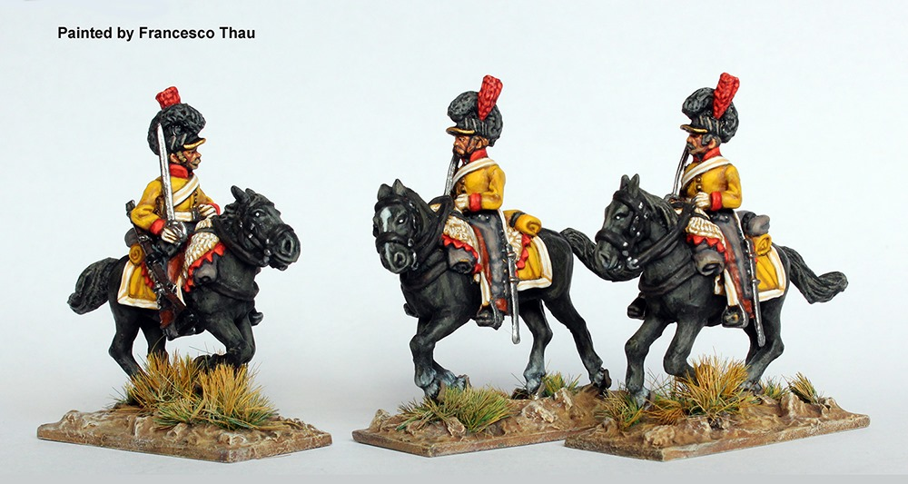 Dragoons Of Olivencia - Perry Miniatures