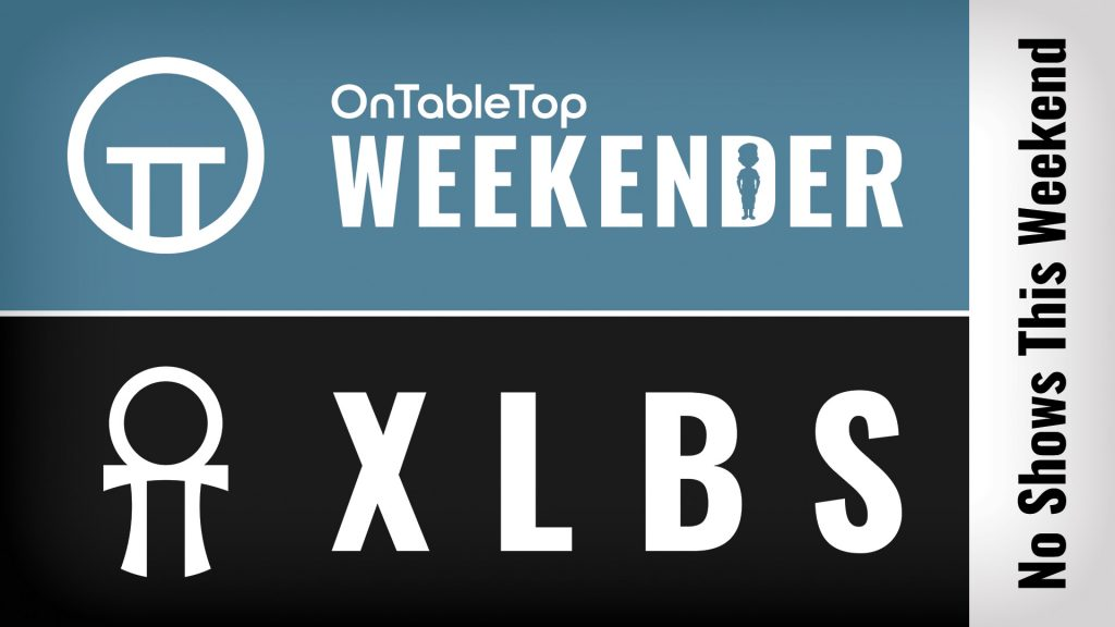 No_Weekender_and_XLBS_this_Weekend
