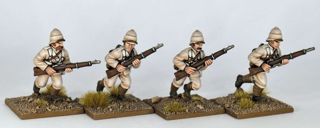 Northwest Frontier Infantry - Studio Miniatures