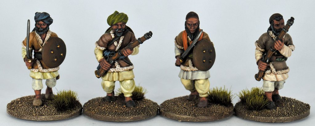 Northwest Frontier Tribesmen - Studio Miniatures