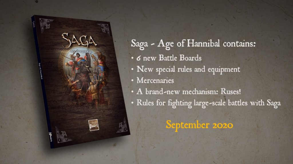 SAGA Age Of Hannibal - Studio Tomahawk