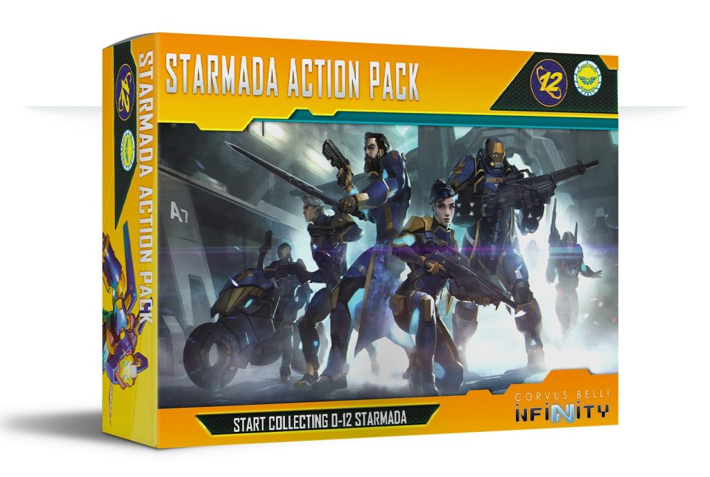 Starmada Action Pack - Infinity