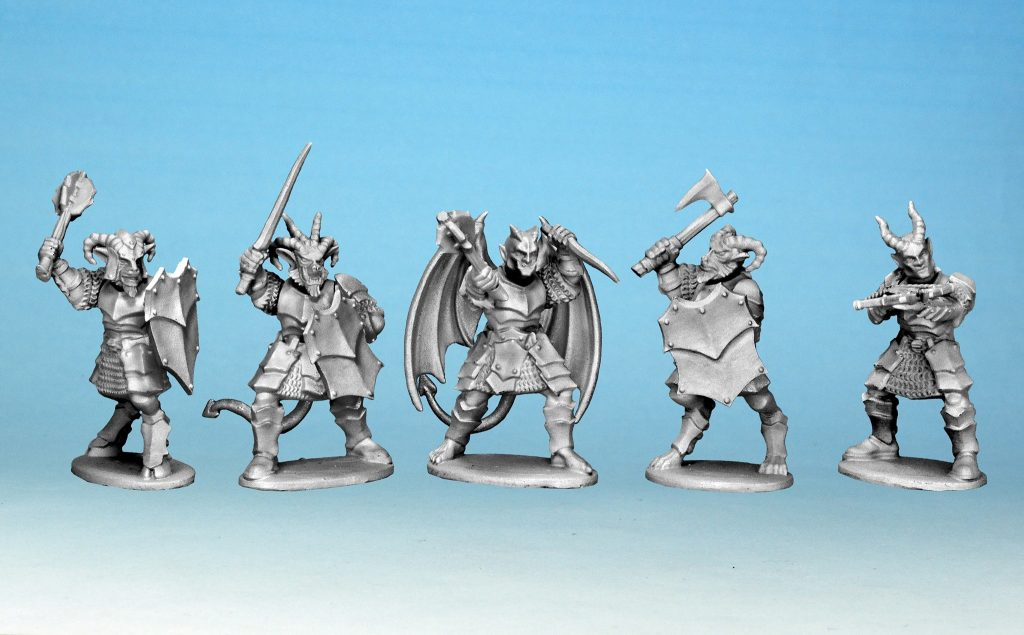 The Red King Demons - North Star Military Figures