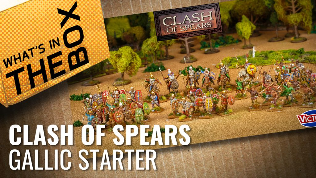 Unboxing---Fighting-Hedgehog-Clash-of-Spears-Gallic-Starter-coverimage