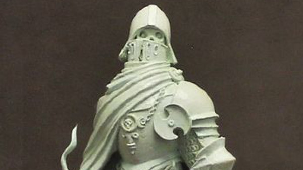 Woloszyn Sculpts Up A Superb Twist On A Familiar Dark Lord