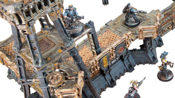 Set Up Your Gang Stronghold & Protect It In Necromunda Soon