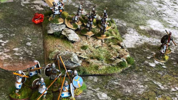 New SAGA Compatible Mats Available From PWork Wargames