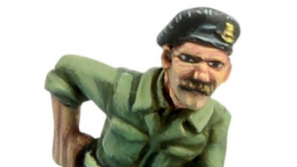 Give Back To The NHS With Warlord Games' Tribute Figure