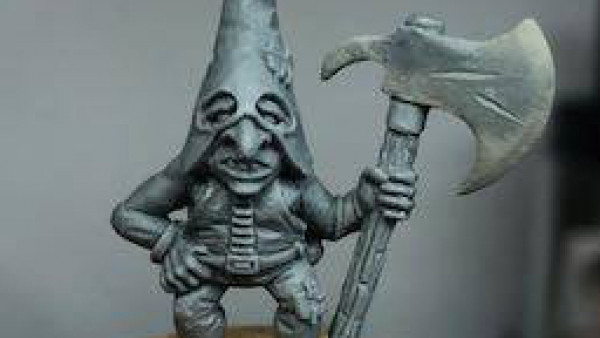Andrew May Sculpts Up The Fae Folk For 7TV Fantasy