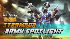 [Infinity N4 Themed Week] Sectorial Army Spotlight: O-12 Starmada