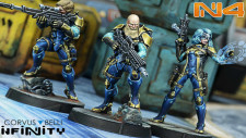 Pre-Orders For Infinity N4! Find Out What New Miniatures Are Coming Soon!
