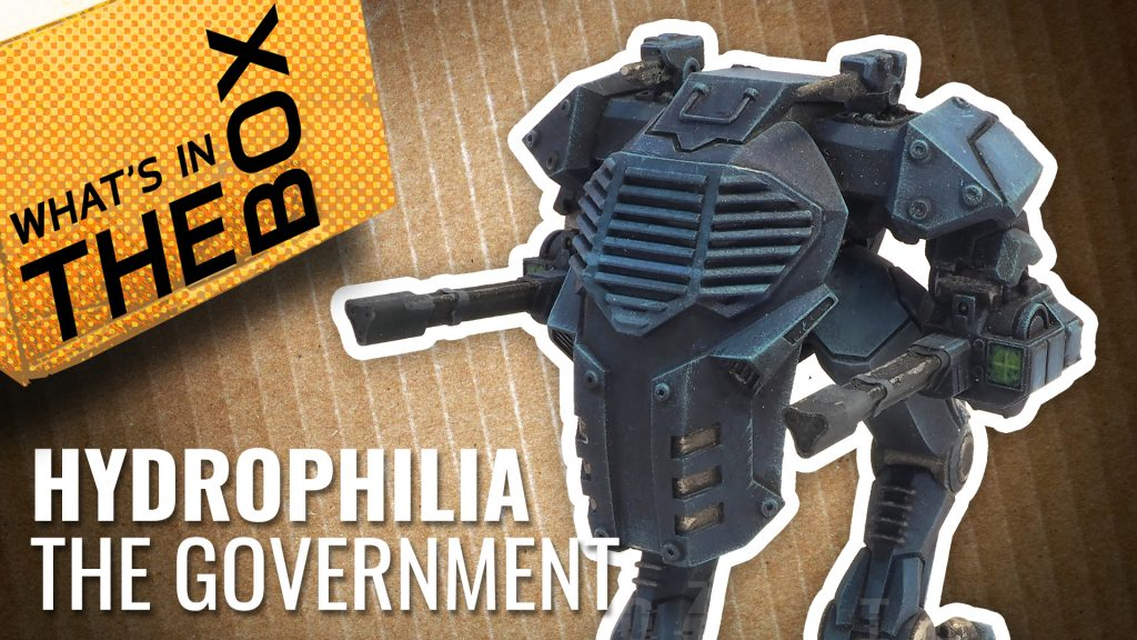 Unboxing: Hydrophilia - The Government | Artel