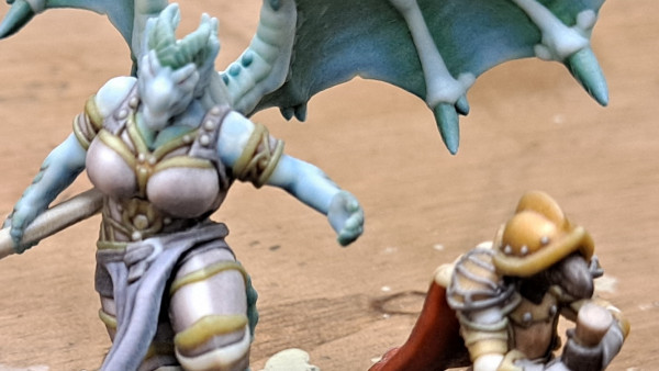 Heroforge 2.0 Makes A Splash With A Colorful Launch