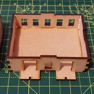 Another mdf building, just to see