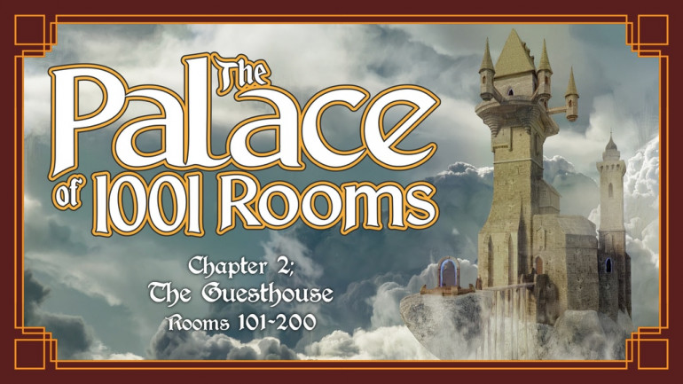 The Palace of 1001 Rooms, Chapter Two