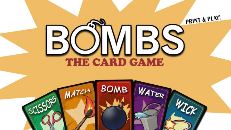 BOMBS: the card game.