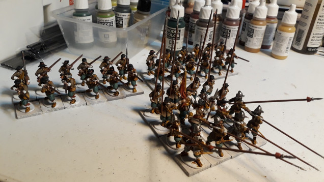 Final unit of foot for this force (for now...)