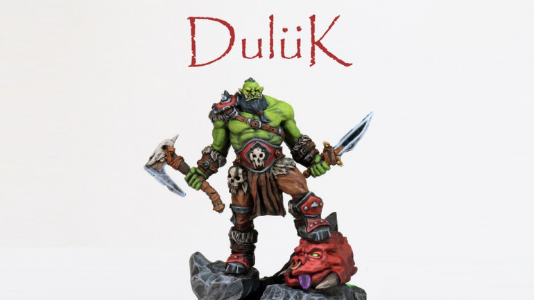 Dulük the Destroyer