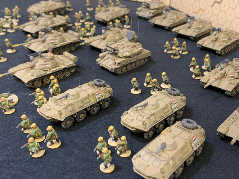 We'll see how these guys stand up to my 15mm US Marines!
