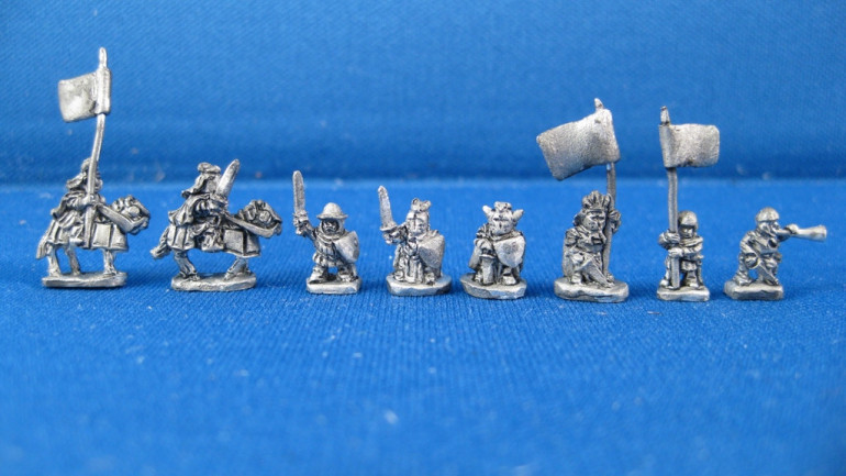 6mm Fantasy Crusader Kingdom