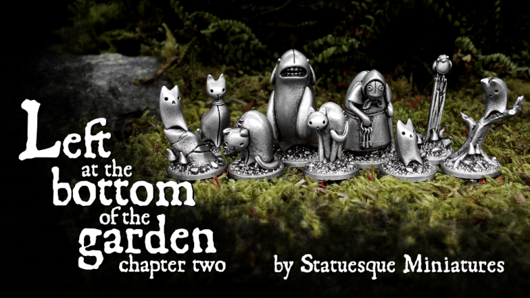 Left at the Bottom of the Garden Chapter Two