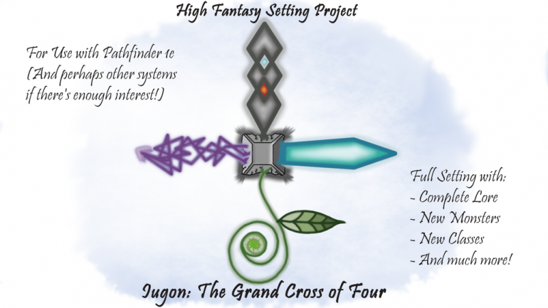 Iugon, The Grand Cross of Four