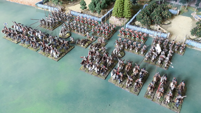 Thirty Years War Catholic League Core Force Completed