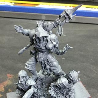 Judgement Paintalong (Zaron Bogden The Necromancer)
