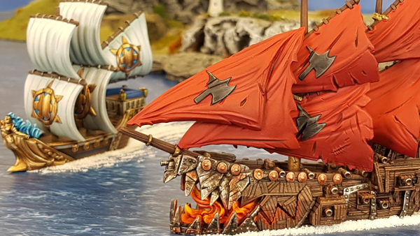Mantic Games Make Waves On Pannithor With Armada