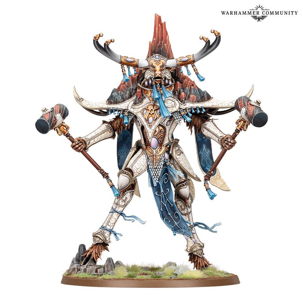 Avelenor The Stoneheart King - Age Of Sigmar