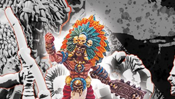 Warlord Games Reveal Mythic Americas: American Folklore By Way Of Warlords Of Erewhon
