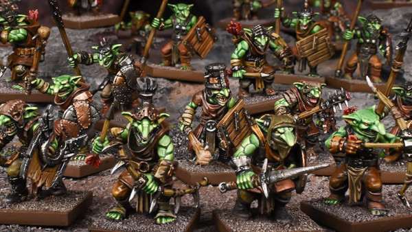 A Green Tide Crashes Down For Mantic Games October Releases For Kings Of War