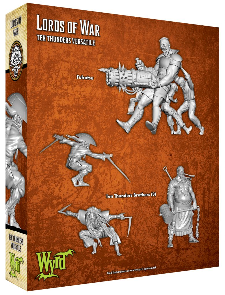 Lords Of War - Malifaux