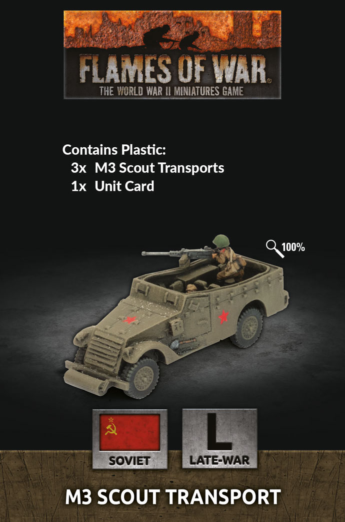 M3 Scout transport