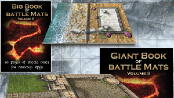 Loke Battle Mat Releases More Maps For Your RPG Encounters