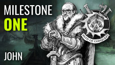 #PathOfConquest The Nords: Milestone One – John's Conquest