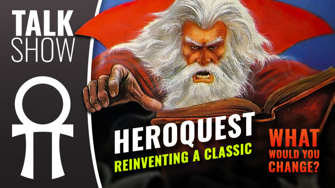 Cult Of Games XLBS: HeroQuest Reborn; Reinventing A Classic