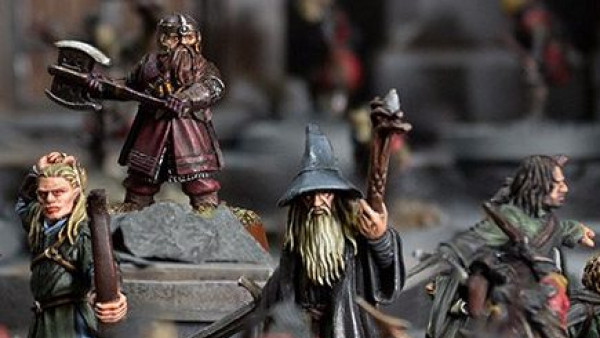 Games Workshop Details A Quest For The Ringbearer Of Middle Earth