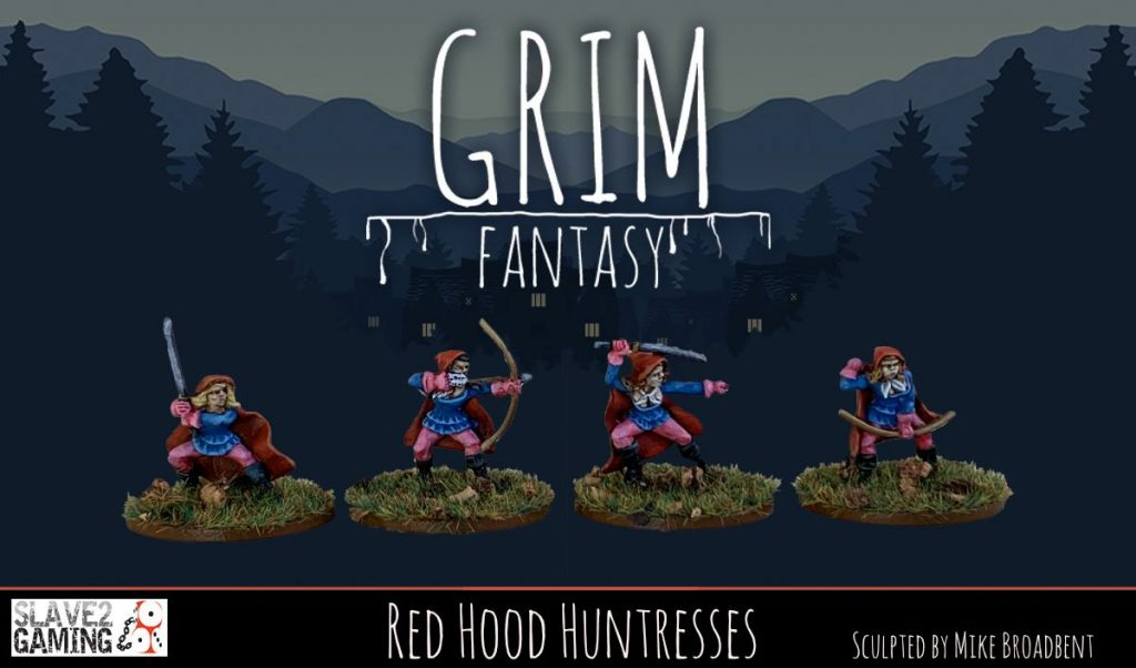 Red Hood Huntress - Grim Fantasy