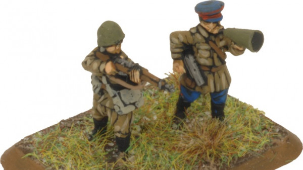 Flames Of War – Bagration: Soviet Infantry Releases