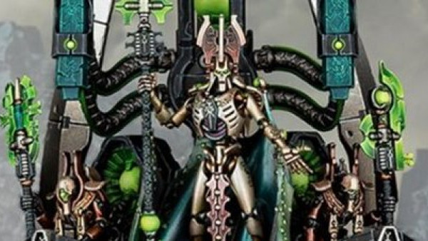 New Necrons Stumble Forth From The Tombs For Warhammer 40,000